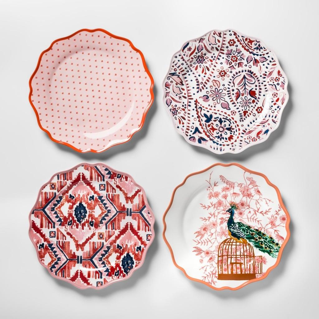 Melamine Dinner Plates  sc 1 st  Popsugar & Melamine Dinner Plates | Best Products From Targetu0027s Opalhouse Line ...