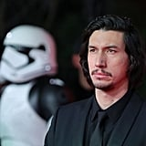 Pictured: Adam Driver.