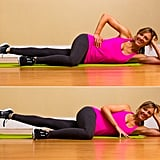 Pilates Inner-Thigh Leg Lifts
