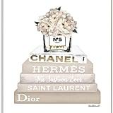 Stupell Home Décor Fashion Book Wall Art