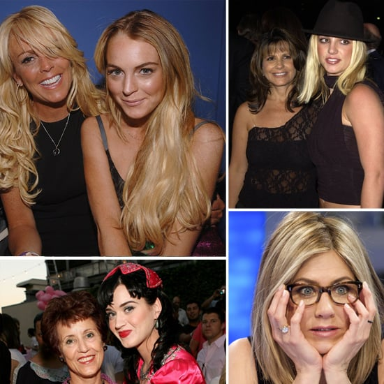 Moms Who Want to Tell All About Their Famous Daughters