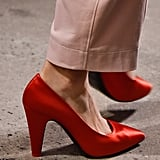 Zimmermann Shoes on the Runway at New York Fashion Week