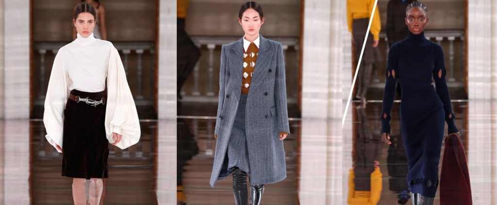 Victoria Beckham's Fall 2020 Show at London Fashion Week