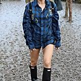 Ellie Goulding at Glastonbury 2016