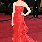 Michelle Williams at the 2011 Academy Awards