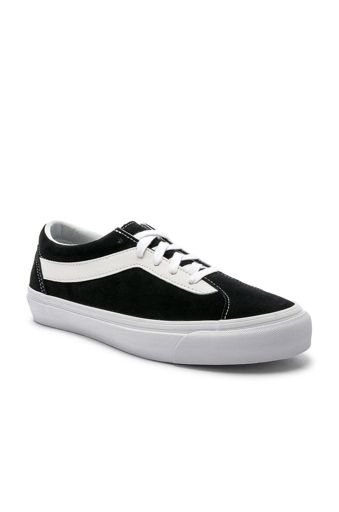 Vans Bold Ni in Black & True White