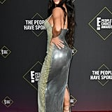 Kim Kardashian at the 2019 People's Choice Awards