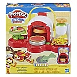 Play-Doh Stamp 'n Top Pizza Oven Toy with 5 Non-Toxic Play-Doh Colours