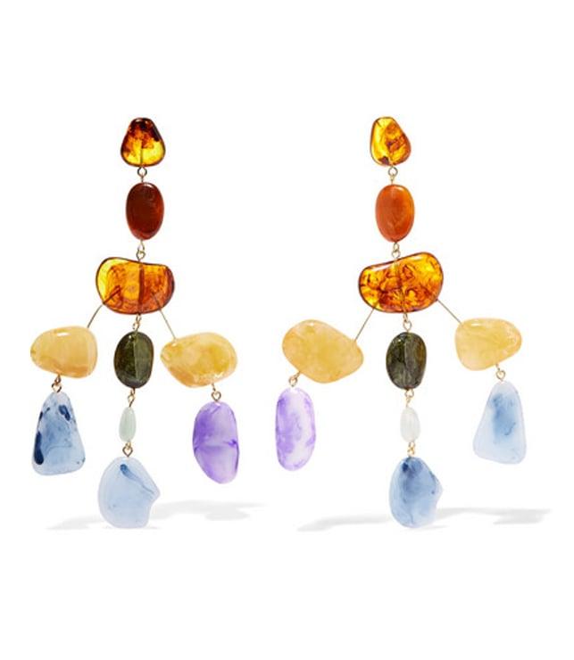 Oversized Acrylic Earrings