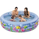 Round Sea Life Themed Inflatable Children's Swimming Pool
