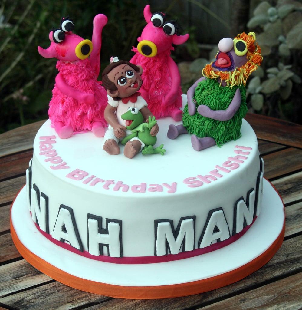 Popsugar Birthday Cake