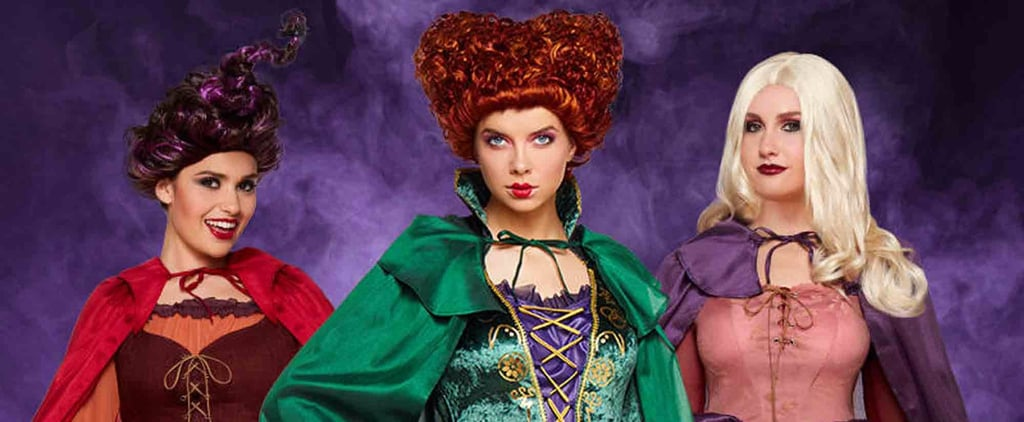 Remain Calm: Spirit Halloween Launched an Exclusive Hocus Pocus Collection