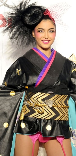 Love It or Hate It: Miss Universe Japan's Futuristic Geisha Look