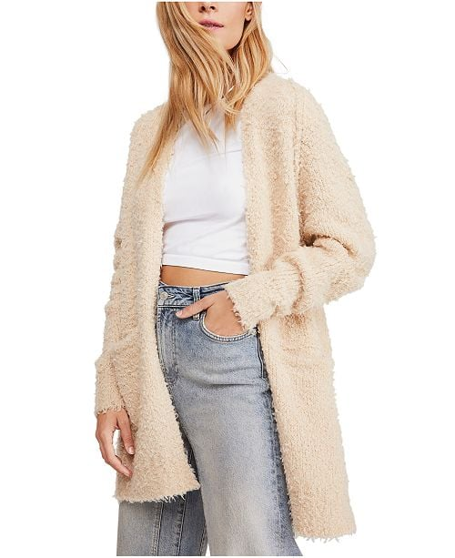 Free People One In A Lifetime Cardigan Sweater