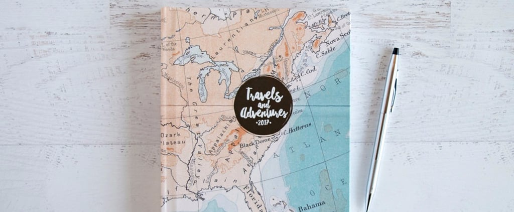 20 Travel Journals to Bring With You on Your Next Trip