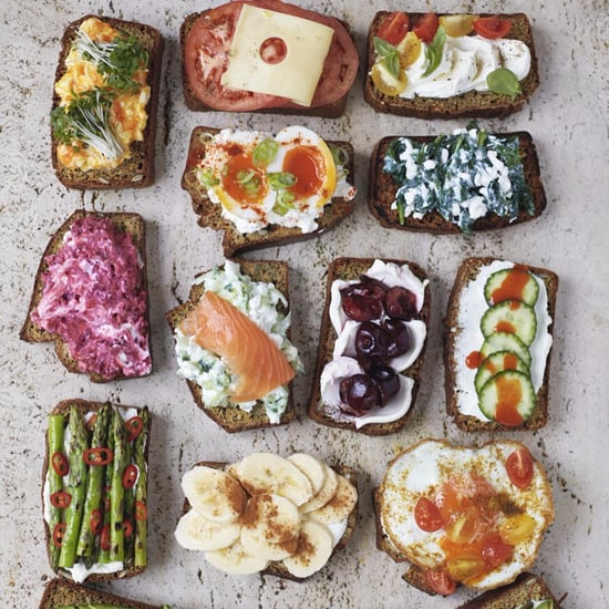 Jamie Oliver Makes Artisanal Toast