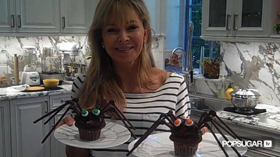 LilSugar Scary Halloween Spider Treats