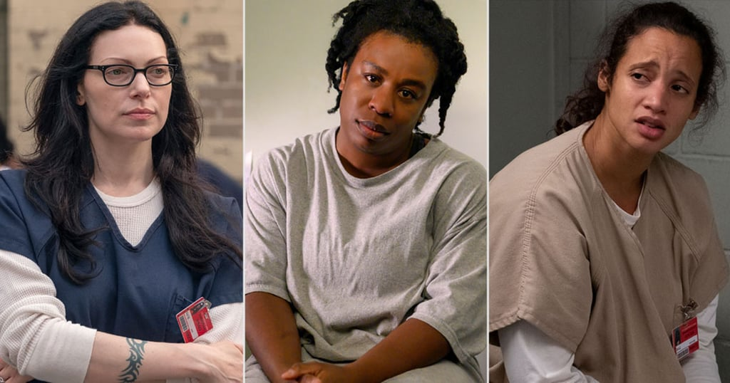 How Orange Is the New Black Characters Got in Prison