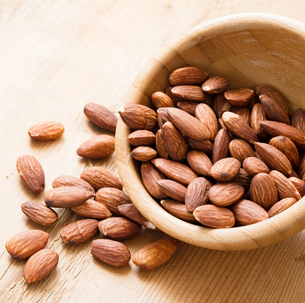 Lower-Carb: Almonds