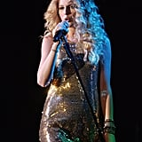 Golden Girl Taylor Swift