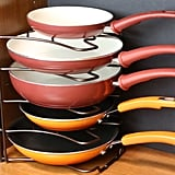 DecoBros Pan Kitchen Counter and Cabinet Pan Organiser