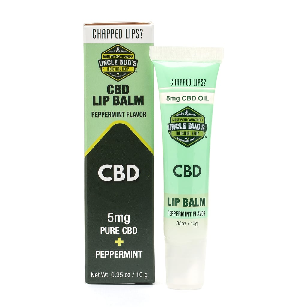 Uncle Bud's 5mg Hemp-Derived CBD Lip Balm