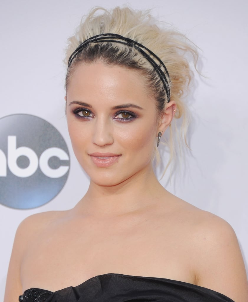 dianna agron hair hartruse - photo #38