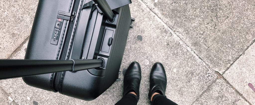 You'll Never Have to Worry About Lost Luggage Again Thanks to This Item Tracker