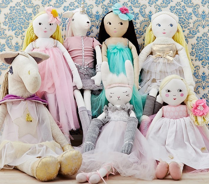 Pottery Barn Kids Designer Doll Collection Meaningful