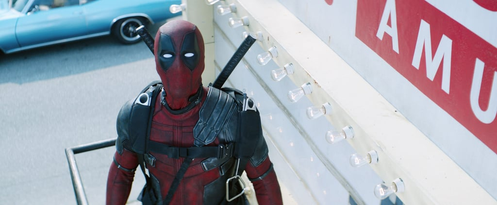 Kanye West Tweets About Deadpool 2