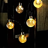 Globe Battery Operated String Lights