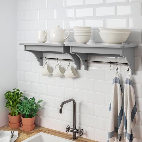 Best Kitchen Wall Storage Organizers 2019