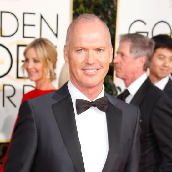 Video of Michael Keaton's Golden Globes Acceptance Speech