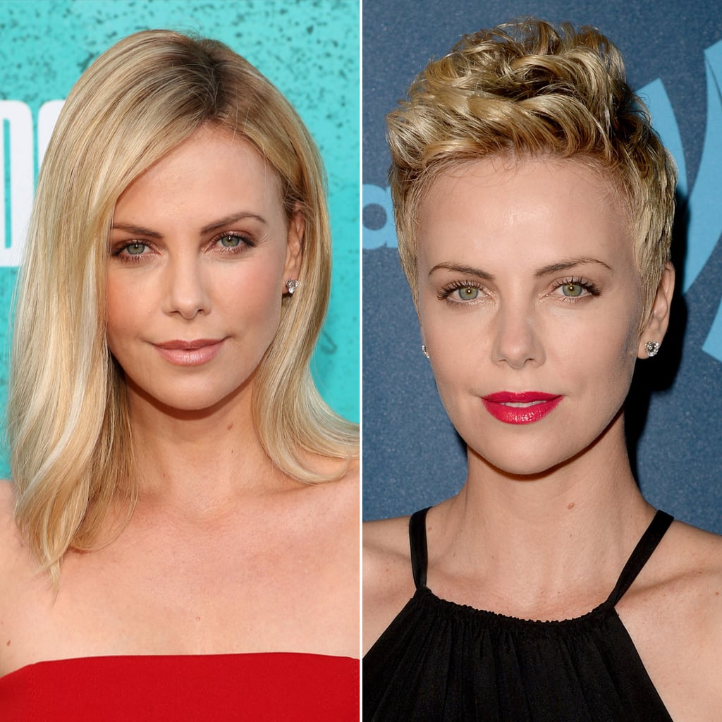 Celebrities With Short and Long Hair | POPSUGAR Beauty ...