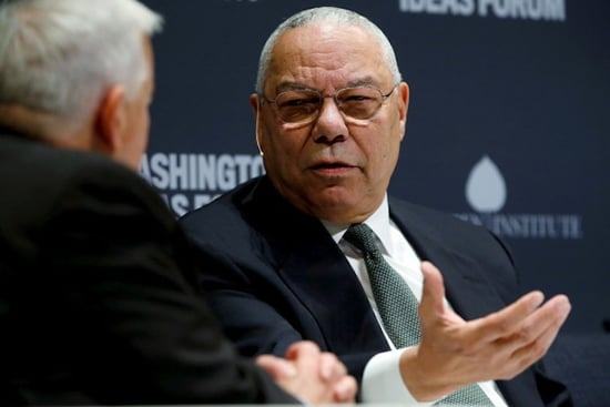 Leaked Colin Powell Emails Show The Former Secretary of State Bashing Trump
