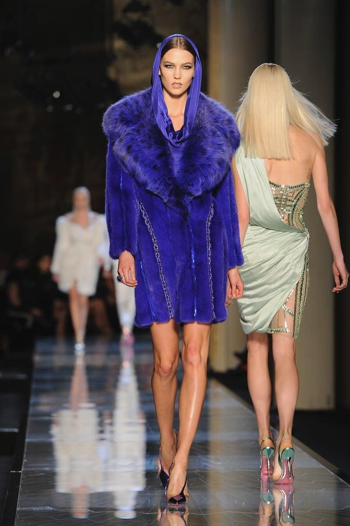 Versace Goes Fur Free