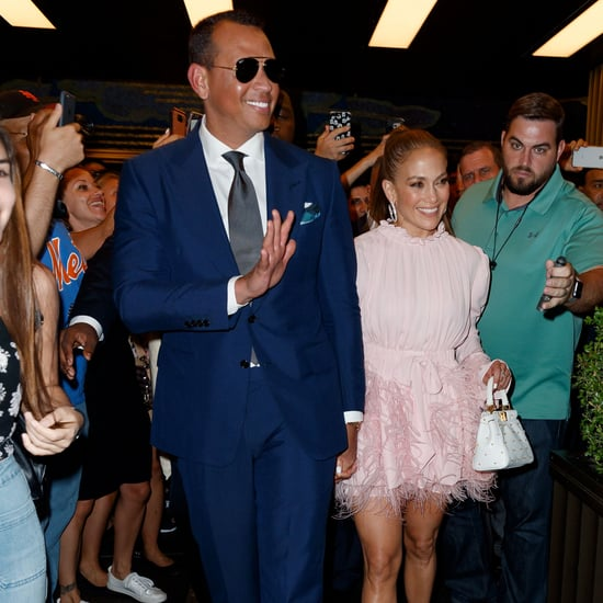 Jennifer Lopez and Alex Rodriguez in NYC August 2018