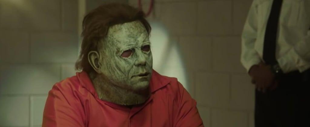 """James Corden's """"Making a Halloween Murderer"""" Video 2018"""