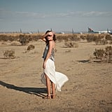 Kate Bosworth for Topshop Festival Summer 2013 campaign, shot by her fiancé. Michael Polish in Mono Lake, CA.