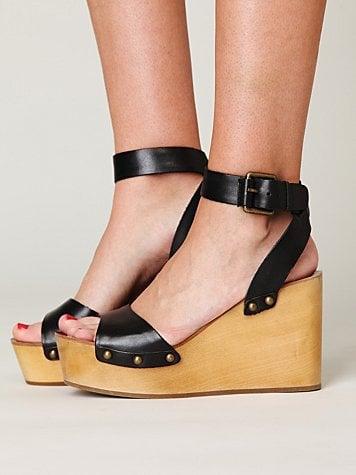 Alisa Ankle Strap Platform ($215)