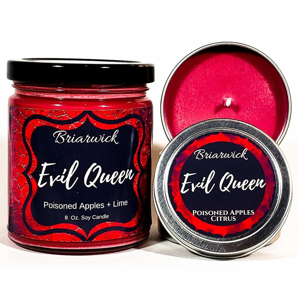 Evil Queen Disney Candle