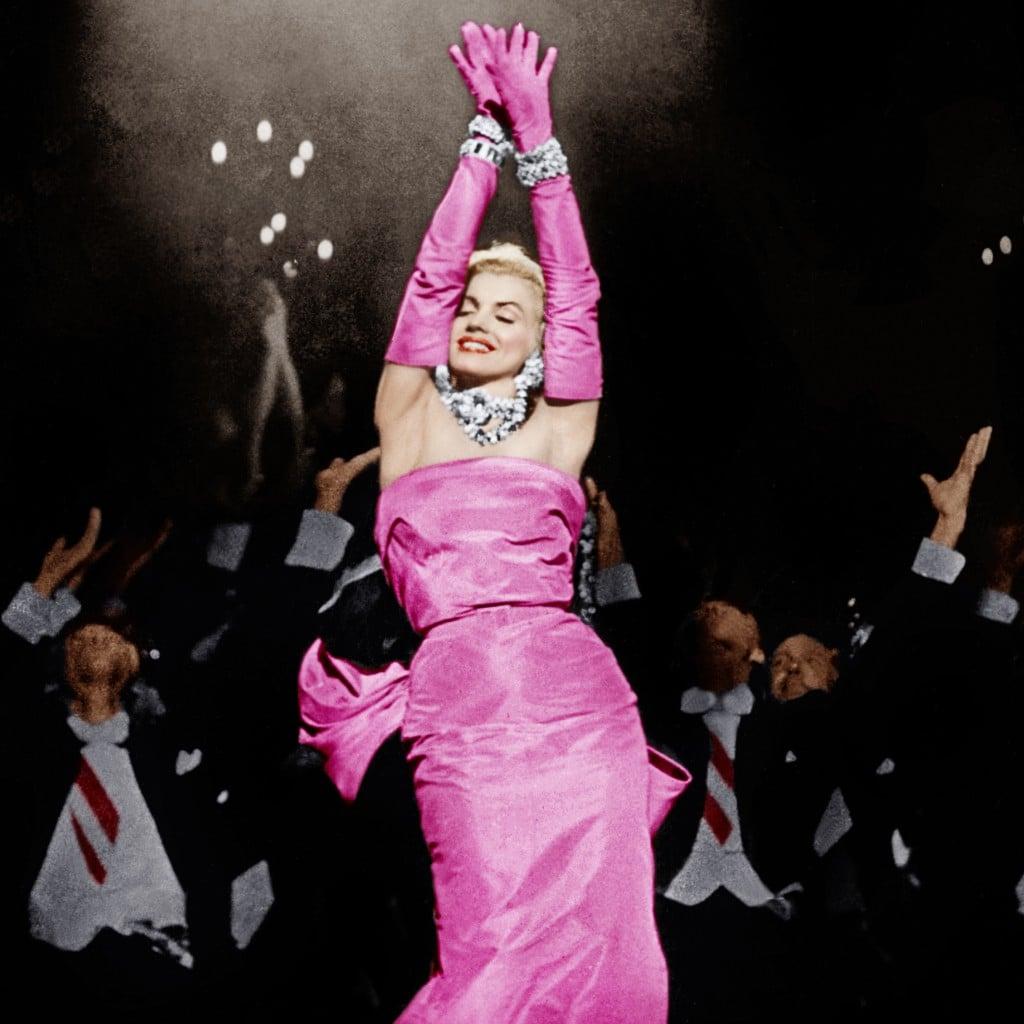 Gentlemen Prefer Blondes Marilyn Monroe | Marilyn Monroe Halloween ...