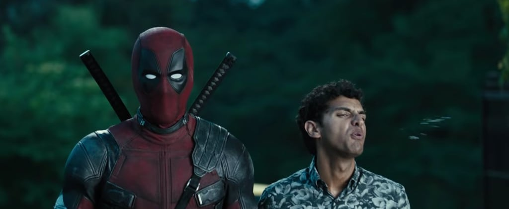 You Should Sit Down Before Watching the Official Deadpool 2 Trailer — It's That Good