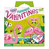 Flamingo Valentines Cards