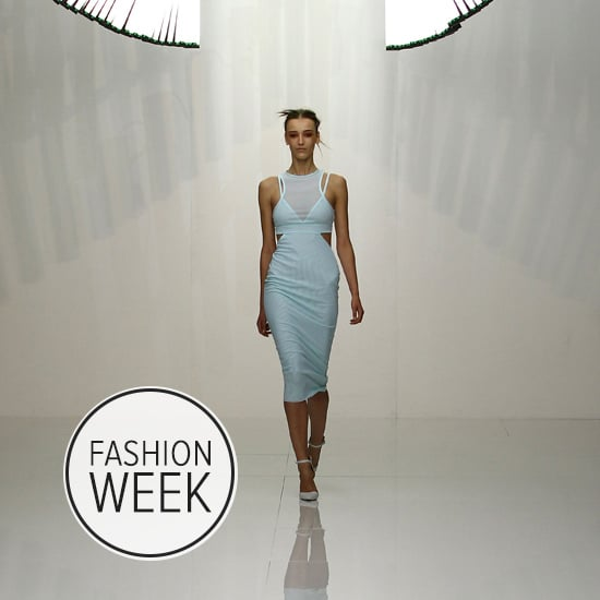Runway Review and Pictures of Bec & Bridge MBFWA Show