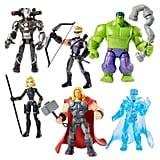 Marvel's Avengers Marvel Toybox Action Figure Gift Set