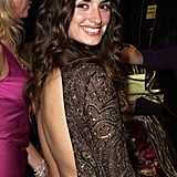 Penélope sported a sexy cutout dress to the Vanity Fair Oscars afterparty in LA in February 2001.