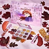 Colourpop x Frozen 2 Full Anna Collection