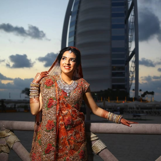 Indian Bride's Wedding Dresses in Dubai