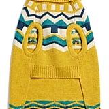 LoveThyBeast Sienna Fair Isle Wool Dog Sweater
